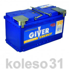 Giver 100Ah 820A О/П
